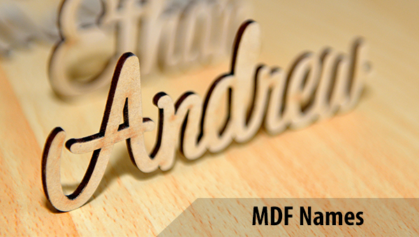 ozsigns cnc routing mdf names wood letters mdf cutting laser