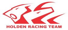 Holden Racing Team sticker