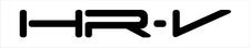 Honda HR-V Logo Sticker