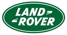 Landrover Oval sticker