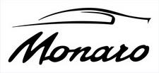 Holden Monaro Sticker