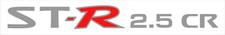 "issan Navara ""ST-R 2.5 CR"" x1 (tailgate) sticker"