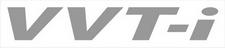 """Toyota RAV4 """"VVT-i"""" x2 (sides) sticker"""